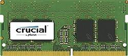Crucial 8gb Single Ddr4 2400 Mts (Pc4-19200) Sr X8 Unbuffered Sodimm 260-pin Memory - Ct8g4sfs824a