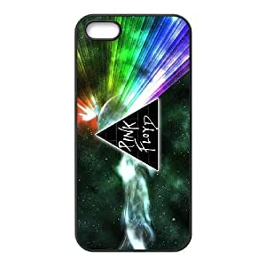 Personalized Creative Desktop Pink Floyd For iPhone 5, 5S Send tempered glass screen protector LOSW953121