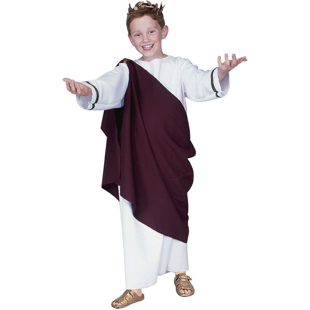 amazon com roman caesar the great kids costume toys u0026 games