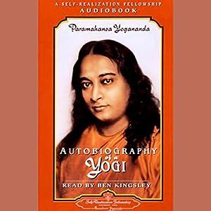Autobiography of a Yogi Audiobook