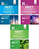 31 Years NEET Chapter-wise & Topic-wise Solved Papers (PCB) (2018 - 1988)