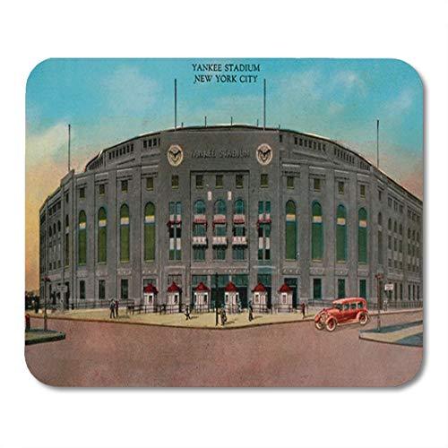 all Yankee Stadium Vintage York Mouse Mat 9.5