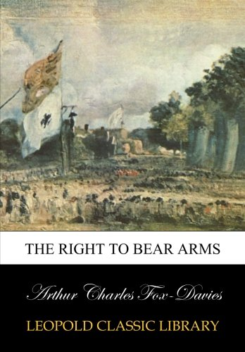 Download The right to bear arms pdf