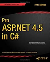 Pro ASP.NET 4.5 in C#, 5th Edition Front Cover