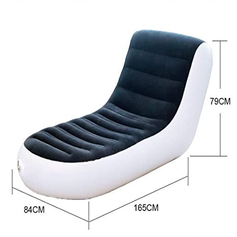 QARYYQ Lazy Air Sofa Hammock - Diseño portátil, Impermeable ...