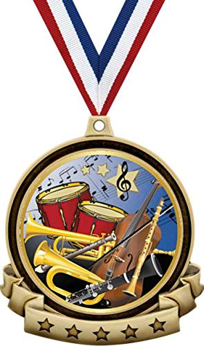 Band Medals - 2.5