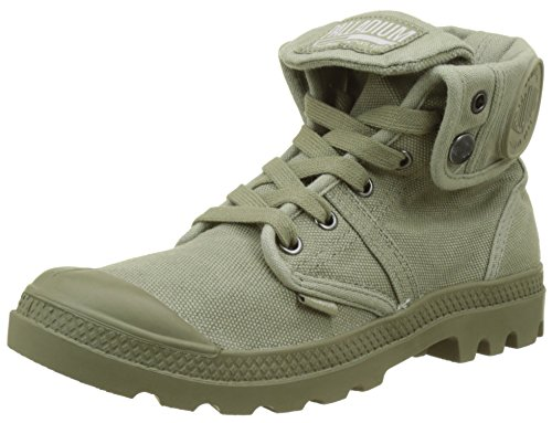 Palladium Vetiver Trainers Baggy Olive Top Burnt Women's Hi Green Femme Grey Pallabrousse K81 aqTra