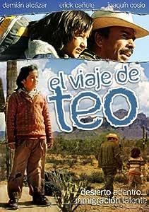 El Viaje de Teo [Alemania] [DVD]: Amazon.es: Cine y Series TV