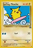 Pokemon - Surfing Pikachu - 28 - Promo - Pokemon