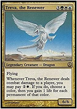 the Renewer MP Magic: The Gathering - Treva Invasion MTG