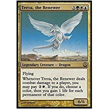 Magic: the Gathering - Treva, the Renewer - Duel Decks: Phyrexia vs The Coalition