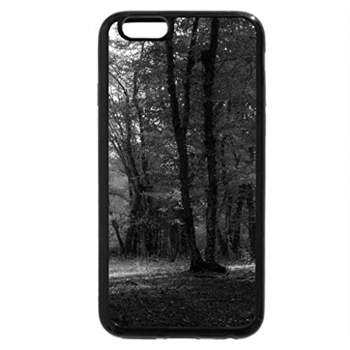 iPhone 6S Plus Case, iPhone 6 Plus Case (Black & White) - Just a Perfect Day!