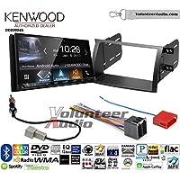 Volunteer Audio Kenwood DDX9904S Double Din Radio Install Kit with Apple CarPlay Android Auto Bluetooth Fits 2011-2013 Kia Sorento
