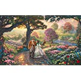 Thomas Kinkade WB Movie Classics Gone with the Wind 1000 Piece Puzzle