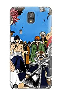 ZippyDoritEduard Fashion Protective Fairy Tail Guild Case Cover For Galaxy Note 3
