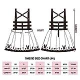 Littleforbig Overall Skirt Romper – Bondage Bunny Overall Skirt