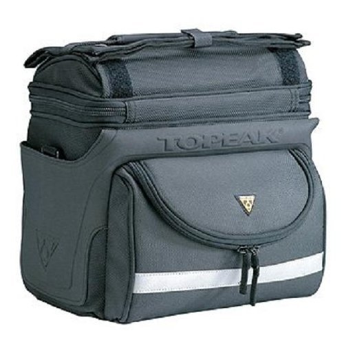 Topeak Topeak TourGuide Handle Bar Bag DX with Fixer 8 by Topeak