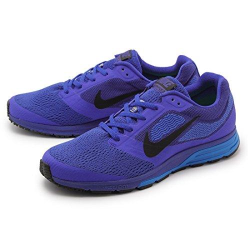 Zapatos para hombre Zoom Fly 2estable A4, BLU - NERO, 7 BLU - NERO