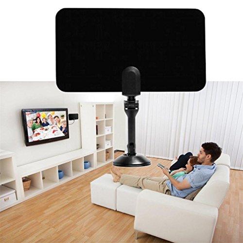 MuSheng(TM) 2PCS HDTV 1080 Digital Indoor Antenna Improved AS SEEN ON TV...