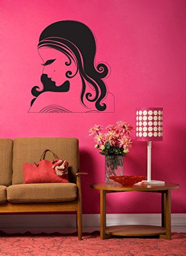Retro Glam Vintage Design Wall Decal - 12