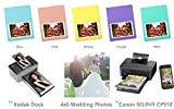 WELLGAIN 80-Pockets 4x6 inches Photo Album for