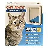 Cat Mate Large Cat Door White