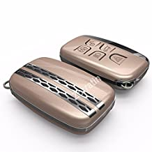Luxury Hard Key Case Shell Cover fit Land Rover Range Rover Discovery Evoque LR2 LR4