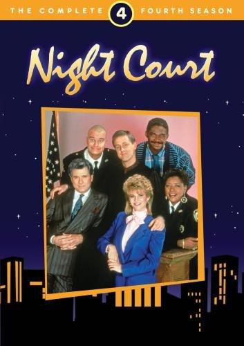 (Night Court: Season 4 (4 Disc))