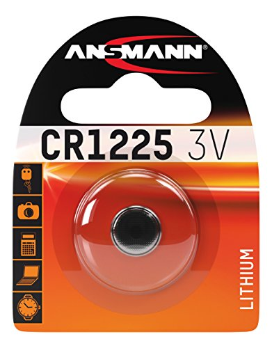 ANSMANN Lithium Coin Button Cell product image