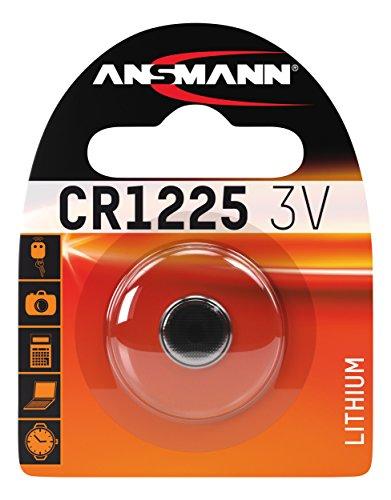 ANSMANN Lithium Coin/Button Cell - LiCC 3V CR1225