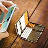 Retro Metal Cigarette Case Box - Yhouse Double