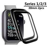 EcoPestuGo Compatible [2 - Pack] Apple Watch 38mm...