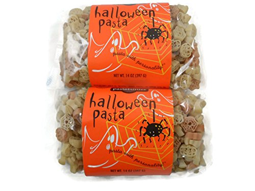 Pasta Shoppe Halloween Pasta 2 Packages]()