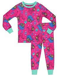 Shimmer & Shine Girls' Shimmer and Shine Pajamas