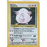 Pokemon Base Set 2 Holofoil Card #3/130 Chansey