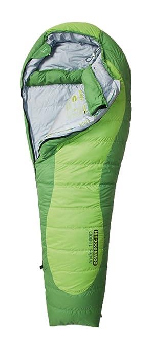 Altus Andes 1500D Pluma - Saco, Unisex, Color Verde, Talla única: Amazon.es: Deportes y aire libre
