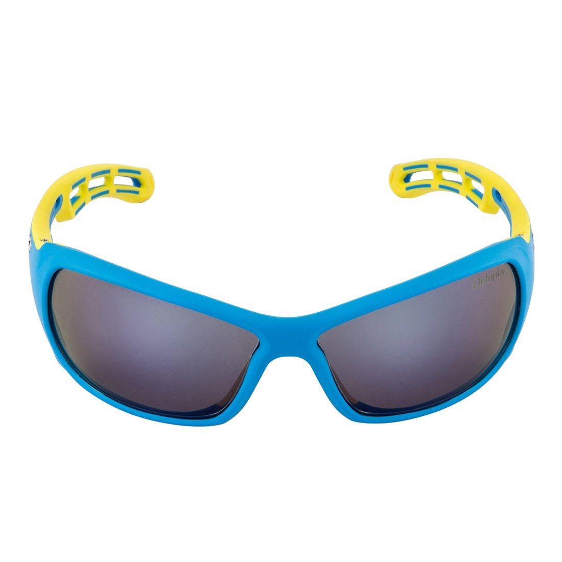 b85c78c53d7d2 Julbo Swell Sunglasses Octopus multi-coloured blue yellow Size Taille L   Amazon.co.uk  Sports   Outdoors