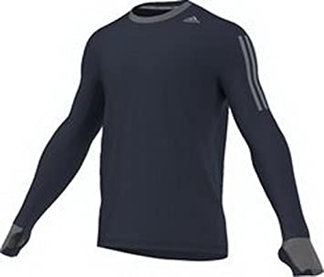 Adidas Supernova Camiseta de Manga Larga para Hombre, Multicoloured: Amazon.es: Deportes y aire libre