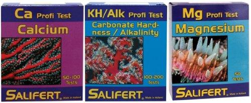 Salifert Alkalinity Calcium Magnesium Combo Test Kit (Magnesium Test)