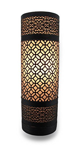Deco 79 51058 Metal Cylinder Table lamp 20