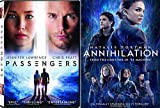 Bold & Innovative Thrillers - Passengers & Annihilation (2 Feature Film DVD Bundle)