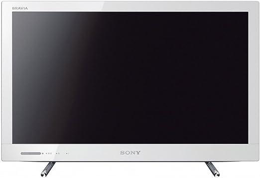 Sony Bravia KDL-24EX325W- Televisión Full HD, pantalla LED, 24 pulgadas, blanco: Amazon.es: Electrónica