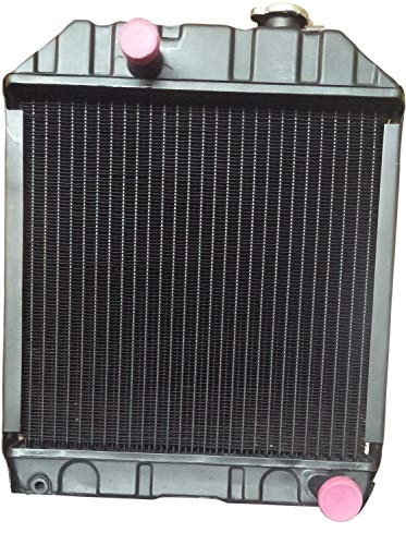New Radiator for Ford Tractor- Fits Ford 5640, 6640, 7740 Tractors-Replacement of Part No. C7NN8005N ()