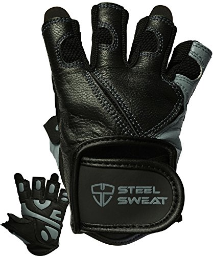 Steel Sweat Workout Gloves Weightlifting product image