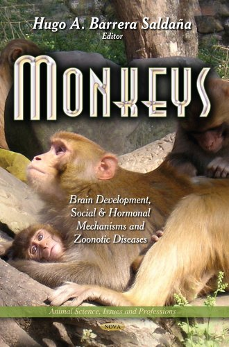 Monkeys: Brain Development, Social and Hormonal Mechanisms and Zoonotic Diseases (Animal Science, Issues and Professions