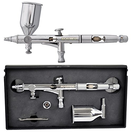 MASTER Airbrush New SB86 High Precision DUAL-ACTION SIDE-FEED (Side Feed)