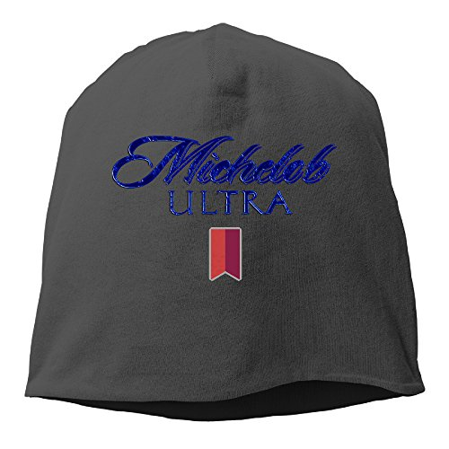 unisex-michelob-beer-cool-skull-cap-slouch-beanie-hat-black