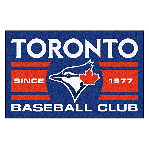 (FANMATS 18487 Toronto Blue Jays Baseball Club Starter)