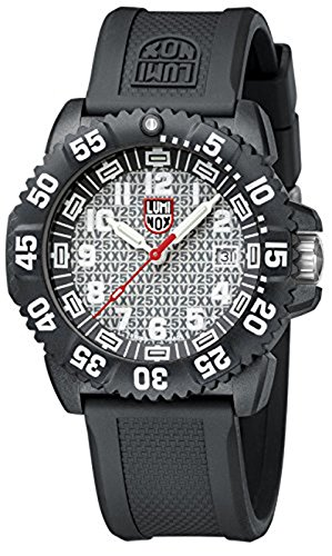 Luminox Men's 25th Anniversary Watch and SOG Knife Set A.3057.25TH