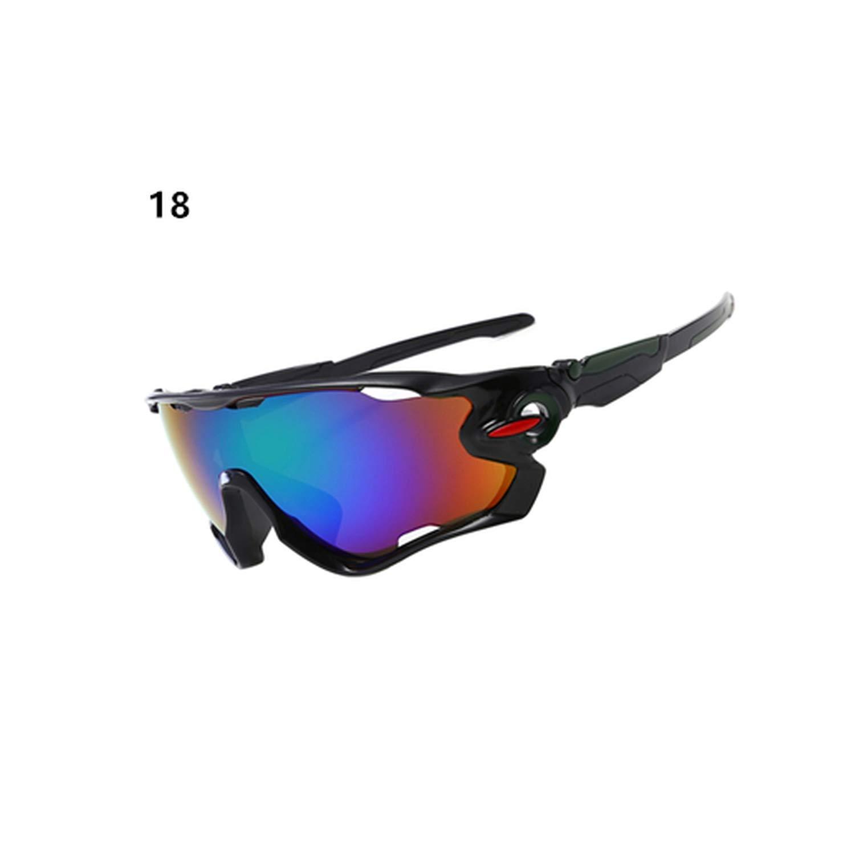 Uv400 Cycling Eyewear MTB Bike Bicycle Racing Ski Windproof Goggles Outdoor Sport Glasses Eyewear
